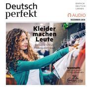 Deutsch lernen Audio - Kleider machen Leute