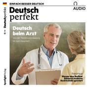 Deutsch lernen Audio - Deutsch beim Arzt