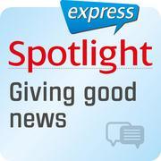 Spotlight express - Kommunikation - Eine gute Nachricht überbringen