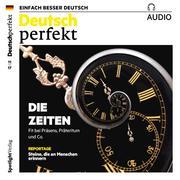 Deutsch lernen Audio - Die Zeiten