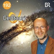 Alpha Centauri - Stoßen Galaxien zusammen?