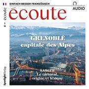 Französisch lernen Audio - Grenoble