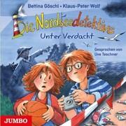 Die Nordseedetektive. Unter Verdacht [6] - Cover