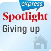 Spotlight express - Giving up