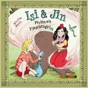 Isi & Jin - Ferien mit Flaschengeist - Cover