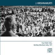 Four Public Talks Bombay (Mumbai) 1971