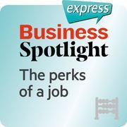 Business Spotlight express - The perks of a job