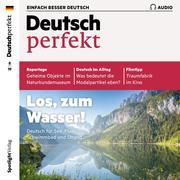 Deutsch lernen Audio - Los, zum Wasser!