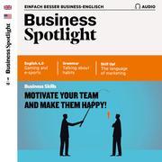 Business-Englisch lernen Audio - Motivieren Sie Ihr Team!