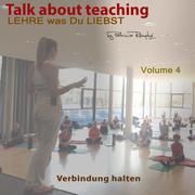 Talk about Teaching, Vol. 4