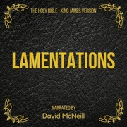 The Holy Bible - Lamentations