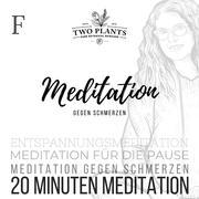 Meditation gegen Schmerzen - Meditation F - 20 Minuten Meditation