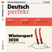 Deutsch lernen Audio - Wintersport 2020