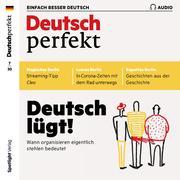 Deutsch lernen Audio - Deutsch lügt