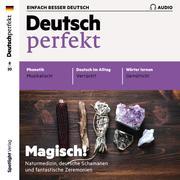 Deutsch lernen Audio - Magisch!