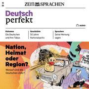 Deutsch lernen Audio - Nation, Heimat oder Region?