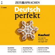 Deutsch lernen Audio - Kaufen! Das sagt die Werbung - aber was sagen Sie?