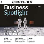 Business-Englisch lernen Audio - Wie wichtig Small Talk ist