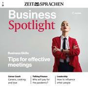 Business-Englisch lernen Audio - Effektive Besprechungen