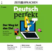 Deutsch lernen Audio - Der Weg ist das Ziel