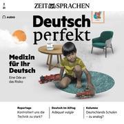 Deutsch lernen Audio - Medizin für Ihr Deutsch