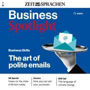 Business-Englisch lernen Audio - Höfliche E-Mails