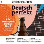 Deutsch lernen Audio - Alle Deutschen trinken Bier?