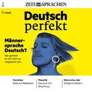 Deutsch lernen Audio - Männersprache Deutsch?