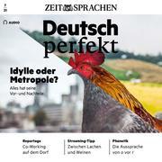 Deutsch lernen Audio - Idylle oder Metropole?