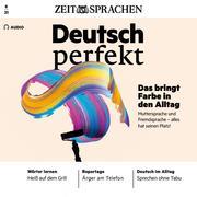 Deutsch lernen Audio - Das bringt Farbe in den Alltag