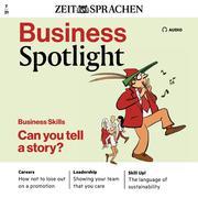 Business-Englisch lernen Audio - Geschichten erzählen