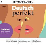 Deutsch lernen Audio - Geheim!