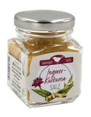 Ingwer-Kurkuma-Salz