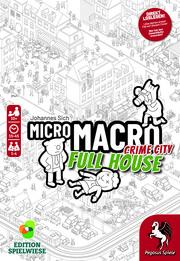 MicroMacro - Crime City 2: Full House