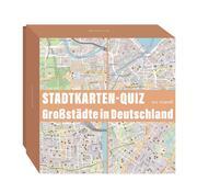 Stadtkarten-Quiz Großstädte in Deutschland