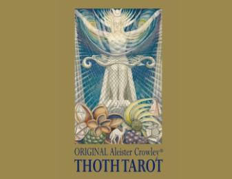 Premium Thoth Tarot von Aleister Crowley