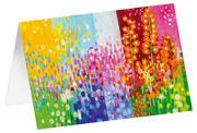 Kunstkarten 'Blütenmeer'
