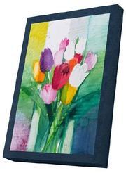 Kunstkarten-Set 'Blütezeit' - Cover