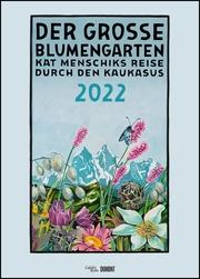 Der große Blumengarten 2022