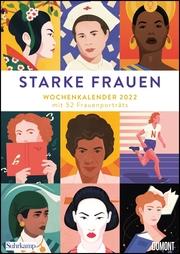 Starke Frauen Wochenkalender 2022