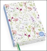 Lovely Flowers Taschenkalender 2022