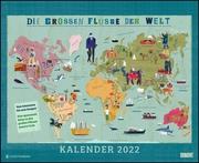 Die großen Flüsse der Welt 2022