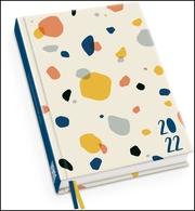Taschenkalender 'Terrazzo' 2022