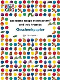 Die kleine Raupe Nimmersatt und ihre Freunde - Geschenkpapier-Heft