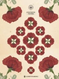 Kew Gardens - Geschenkpapier-Heft: Mohnblume