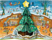 Weihnachten bei Familie Maus - Pop-up-Adventskalender