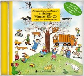 Frühlings-Wimmel-Hör-CD - Cover