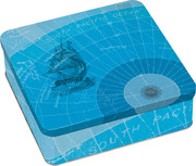 James Cook Geschenkdose - South Pacific Ocean - Cover