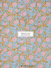 Gefährlich schön Geschenkpapier-Heft - Rosa Blüten - Cover