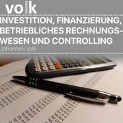 Investition, Finanzierung, betriebliches Rechnungswesen und Controlling